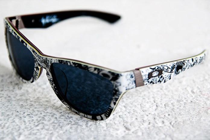 Troy Lee x Oakley Signature Series Jupiter LX Sunglasses