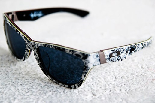 Troy Lee x Oakley Signature Series Jupiter LX Sunglasses