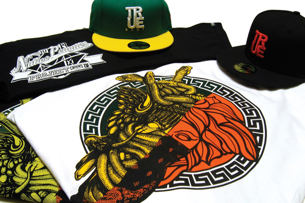 TRUE x Crooks & Castles: Native Leagues Project Vol. 3