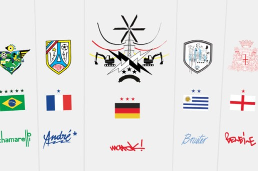 Umbro World Champions Collection: Europe