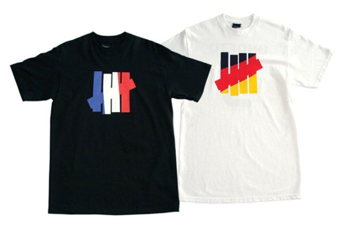 UNDFTD Strikes Flag World Cup T-Shirts