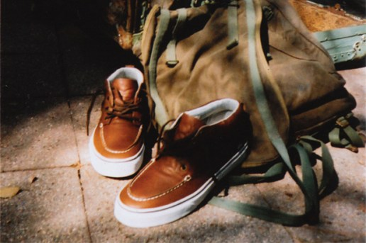 Vans California 2010 Fall/Winter Chukka Del Barco