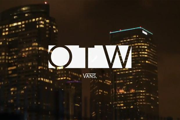 Vans OTW Launch Party