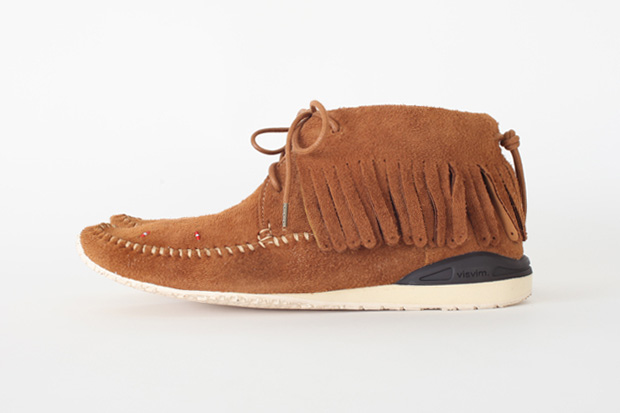 visvim FBT BEAR FOOT SHAMAN - FOLK