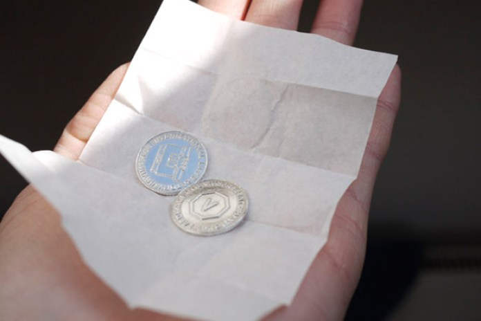 visvim Free International Laboratory Coins