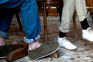 Volta Footwear All-Canvas Collection