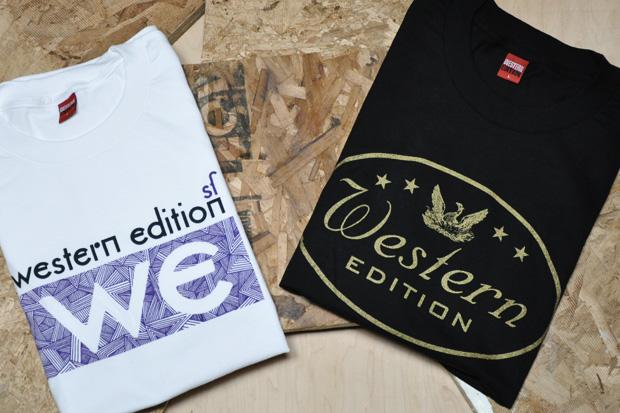 Western Edition 2010 May T-Shirts