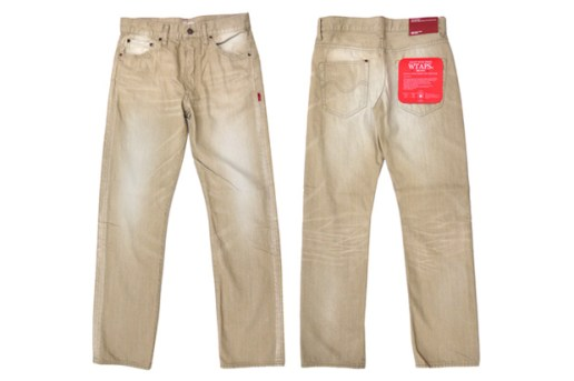 "WTAPS 2010 Spring/Summer ""96-69"" Beige Denim"