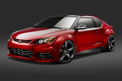 2011 Scion tC Custom Build By Five Axis