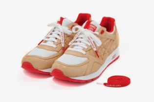 "24 Kilates x ASICS Gel Lyte Speed ""Las Tres ZZZ"""