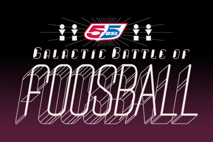 55DSL & PANINI Presents: The Galactic Battle of Foosball