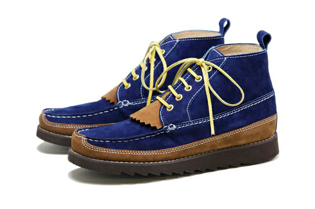 Adam et Rope x Wander Shoes
