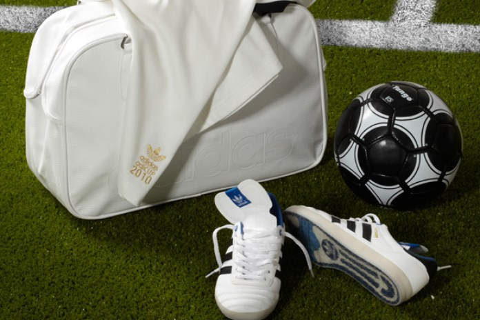 adiCup 2010 Germany Pack: adidas No 74 x Highsnobiety