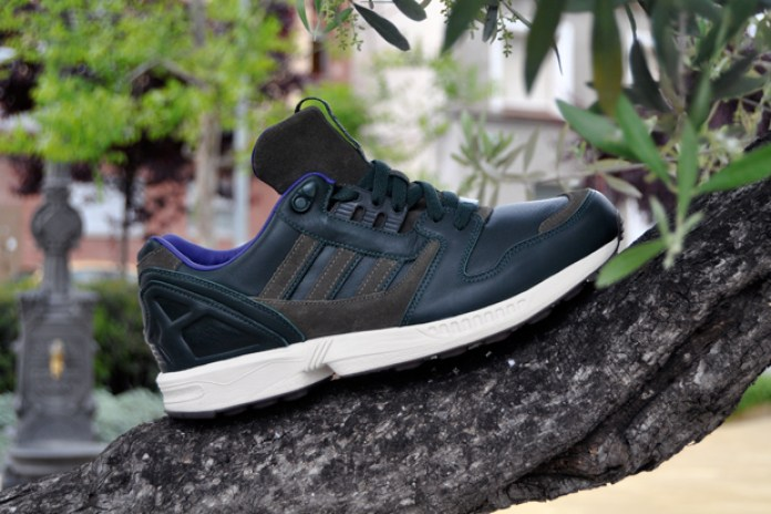 adidas Green/Olive ZX 8000