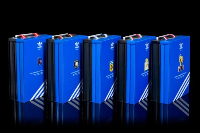 adidas 2010 World Cup Federation Packs