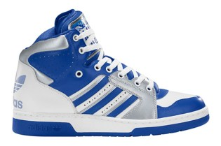 adidas Originals by Originals Jeremy Scott JS License Plate Leather