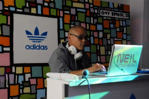 adidas Originals Street Party Auckland 2010 Recap