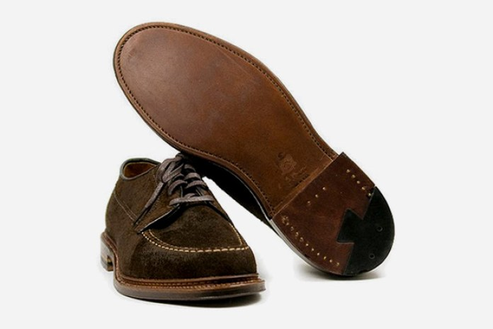 Alden for BLACKBIRD Reversed Chamois Ranger Moc