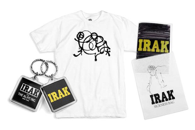 IRAK x ALIFE Collection