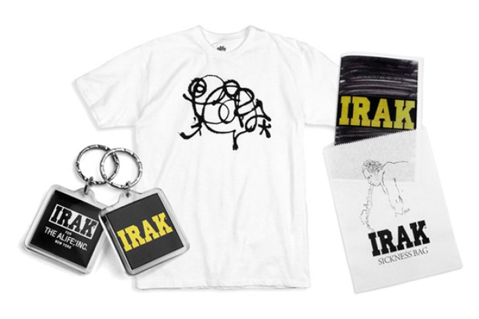 IRAK x ALIFE Collection