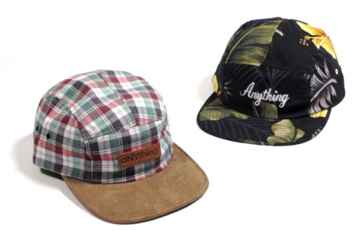 aNYthing 2010 Spring/Summer Collection Classy & Reckless Caps