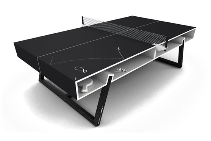 "Aruliden for PUMA ""Chalk"" Table Tennis Table"