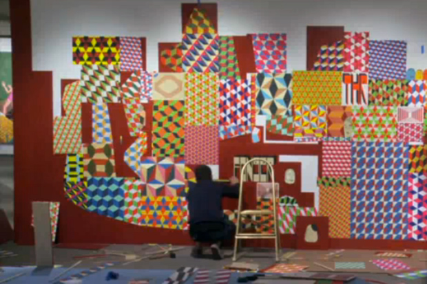 Barry McGee in 3 minutes and 28 seconds