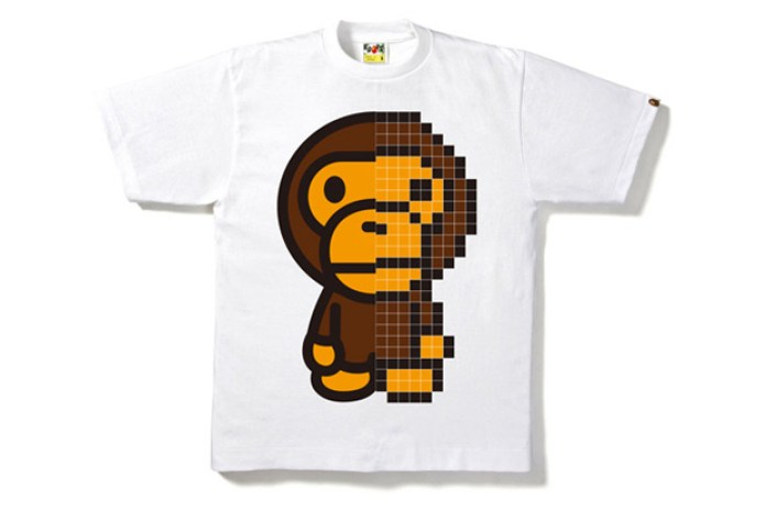 A Bathing Ape US Anniversary Tee