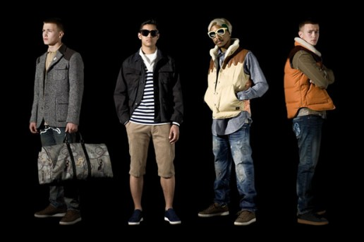 Billionaire Boys Club 2010 Fall/Winter Lookbook