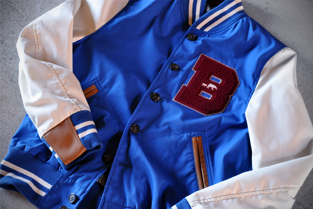 The Brooklyn Circus Cotton Varsity Jacket