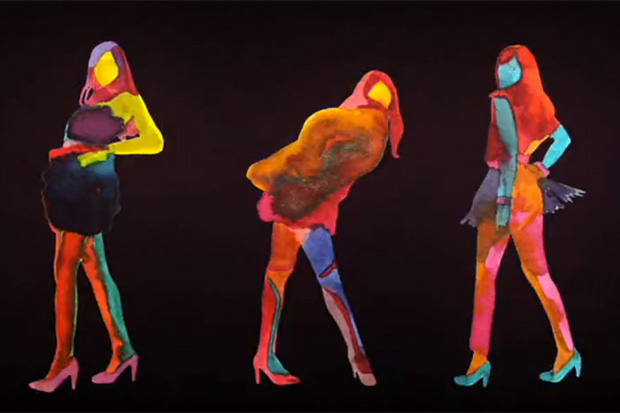 Breakbot featuring Irfane - Baby I'm Yours (Video)