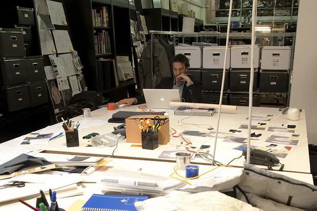 BRIGHT: Ideas from Massimo Osti