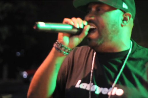 Bun B For Lafayette - ATLiens Freestyle
