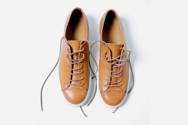 Buttero Leather Sneaker