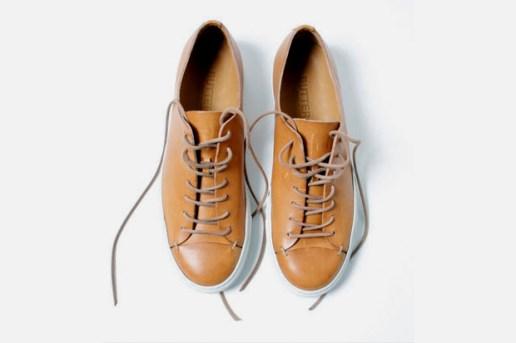 Buttero Leather Sneaker