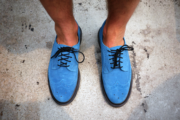 (capsule) 2011 Spring/Summer Show: Dr. Martens Brogues