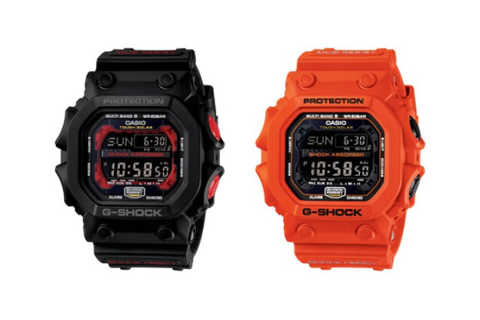 CASIO G-SHOCK GXW-56