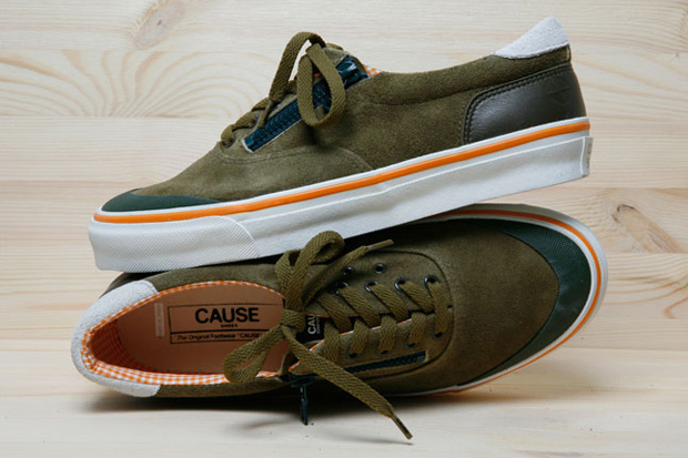 Cause 2010 Summer Footwear