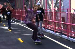 KR3W x CCS 2010 Go Skateboarding Day NYC Recap