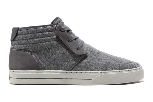 CLAE 2010 Fall/Winter McQueen Charcoal