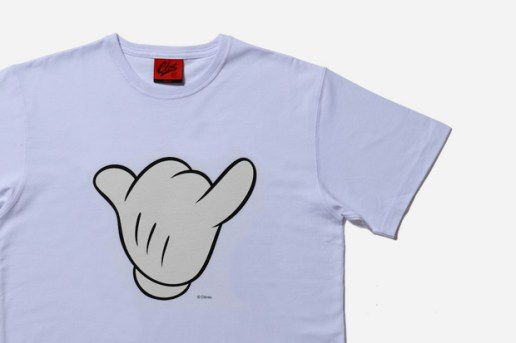 Disney x CLOT 6th Anniversary T-Shirt