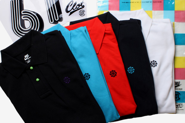 CLOT x Nike GS Polo