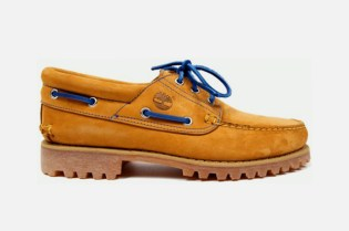 colette x Timberland Boat Shoe