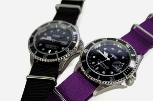 Commonwealth Diving Watch