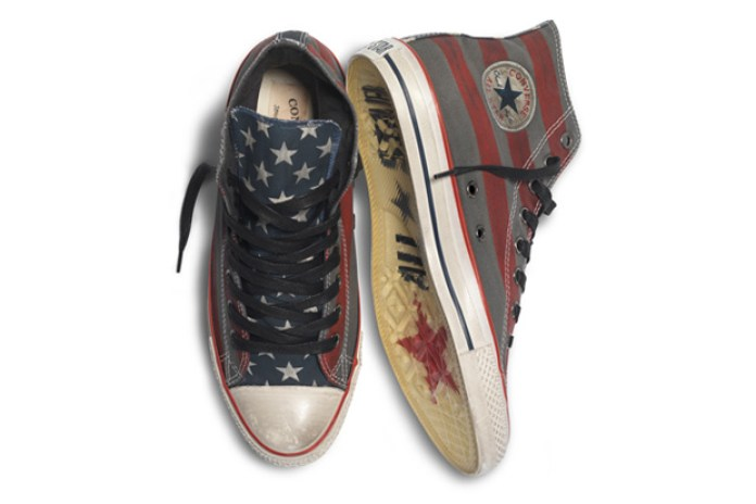 Converse by John Varvatos 2010 Fall Chuck Taylor All Star Specialty