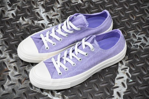 Converse Chambray Chuck Taylor Specialty Ox