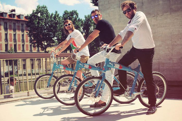 Cool Cats x PUMA x Biomega Velo Bike