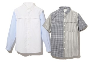 """CYCLE 2010 Spring/Summer Shirt """"MORPH"""" Collection"""