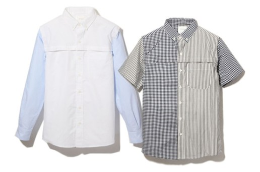 "CYCLE 2010 Spring/Summer Shirt ""MORPH"" Collection"