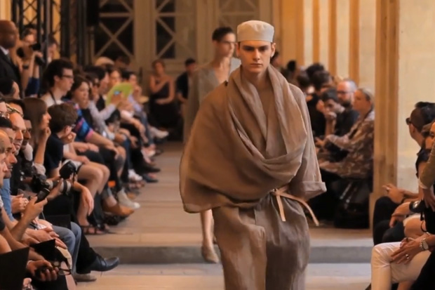 Damir Doma 2011 Spring/Summer Video